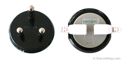 Earth connection plug (South Africa)