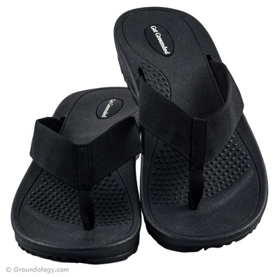 Men's grounding sandals - 'Ion'