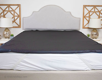 Earthing Elite mattress cover