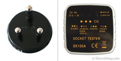 Socket tester (South Africa)
